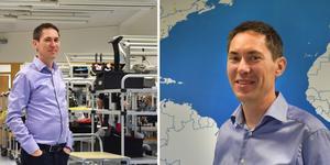 Joakim Ahlberg är årets företagare 2019.