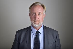 Johan Pehrson (L), rättspolitisk talesperson.