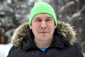 Thomas Björn bor i vackra Tallhed i Orsa.