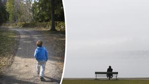 300 000 svenskar bedöms vara socialt isolerade – detta måste brytas, skriver Jakob Forssmed och Liza-Maria Norlin från Kristdemokraterna. Bilder: Henrik Holmberg/TT / Steffen Schmidt/AP/TT