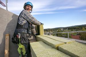 """""""Utsikten har betydelse, man mår bra av att jobba i vackra miljöer"""", menar Urban Grip."""