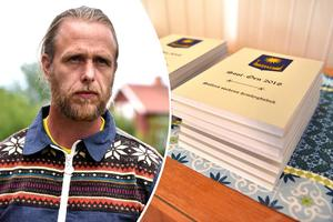 Jon Böhlmark är en av de många författarna som bidragit med texter för att få till årets upplaga av Sool-Öen.