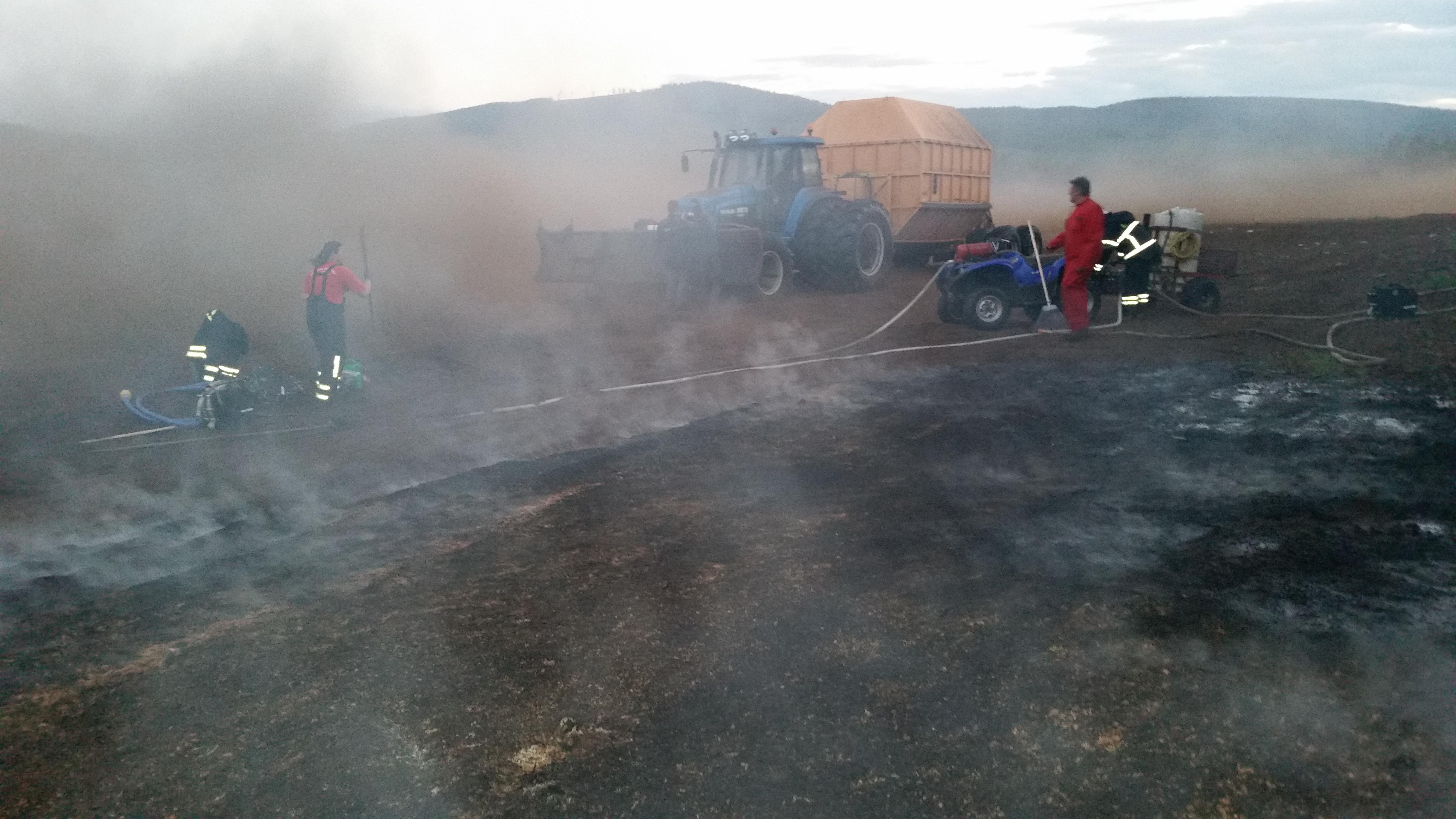 Branddrabbade kan sakna forsakring