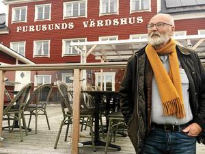 En av Rudolf Lundins hjärtesaker är ägandet av Furusunds Värdshus.