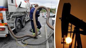 Lastbilar som tankas med etanolbränslet ED95 i stället för diesel minskar till exempel utsläppen med upp till 90 procent
