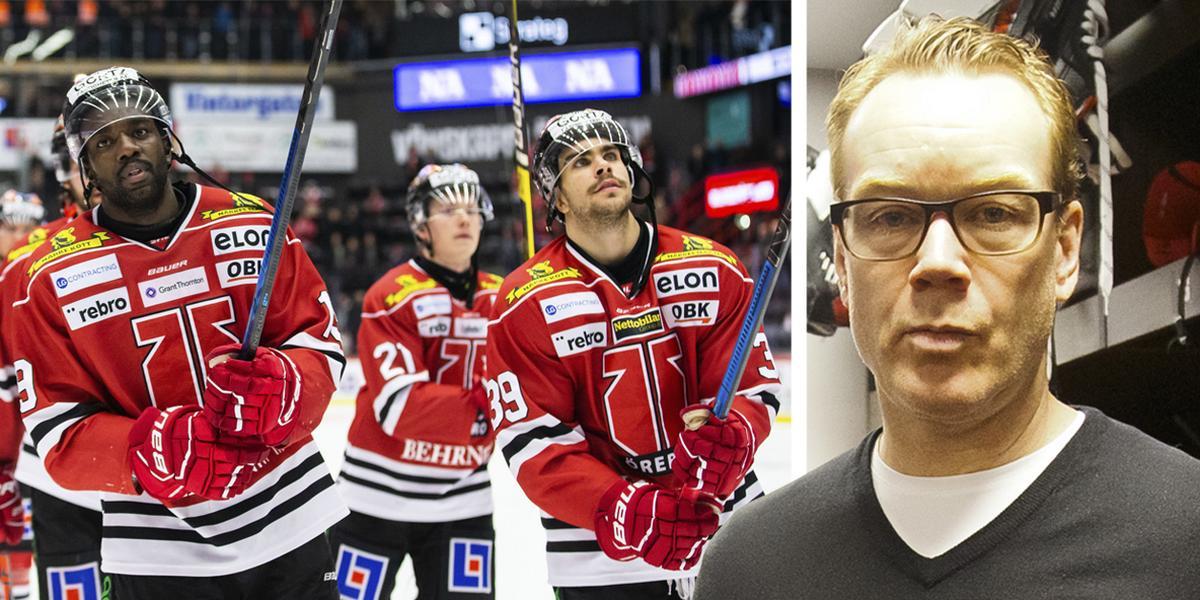"""Glädjebesked för Örebro Hockey – som ändrar friskt i laget: """"På något sätt är det naturligt"""""""