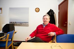Rolf Engman, rektor på Karlfeldtgymnasiet.