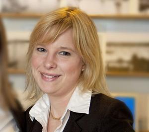 Kristina Stugholm. Foto: Gösta Rising