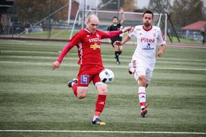 Foto: Härnösands FF. Härnösands FF:s mittfältare Viacheslav Koidan blev utsedd till norrtvåans bästa mittfältare.