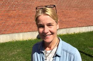 Nina Larsson, 45, resesäljare, Njurunda: