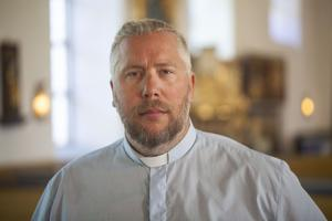 Andreas Bernmyr har lockat nya kyrkobesökare.