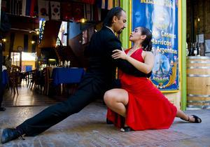 Argentinsk tango kan med fördel upplevas i Buenos Aires.   Foto: Shutterstock.com