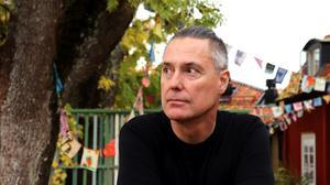 Ted Hesselbom har varit chef för Sigtuna museum and art i sex år.