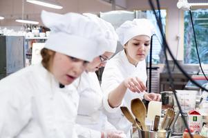 Livsmedel- och restaurangprogrammet har vuxit stort i Dalarna den senast tiden. Men i år dalar intresset.