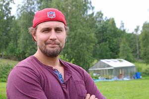 Christian Ofstad tror och hoppas på det nya företaget.