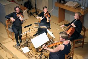 Treitlerkvartetten presenterade en kvinnlig tonsättare som med tiden blivit bortglömd – Valborg Aulin.