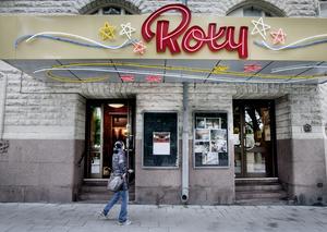 Jubileumsfirande på både Bio Roxy och Örebro konsthall i helgen.