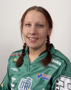 Chralotte Gimbergsson.  Bild: ÖA