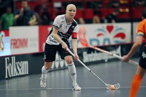 Anna Wijk kom från Iksu inför säsongen 2010/2011, idag är hon lagkapten. Foto: Per Wiklund/BILDBYRÅN