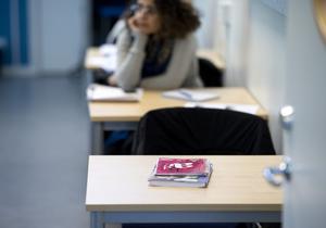 Vuxenutbildningen måste få de bästa förutsättningarna för att ge individer chans till omställning, skriver artikelförfattarna. Foto: Pontus Lundahl / TT