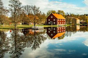 """""""Brevens bruk."""" Foto: Sven-Arne Karlsson"""