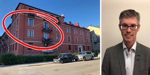 Magnus Carlsson, vd på Husherren fastigheter