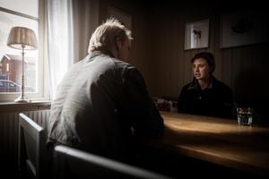 Vi träffade Leon Reuterström precis innan flyttlasset gick från Leksand till Valbo, där han har flyttat ihop med sin flickvän.