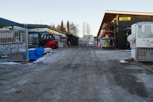 Beijer Bygg har funnits i Söderhamn i tre år. Idag finns de på Björnängen.