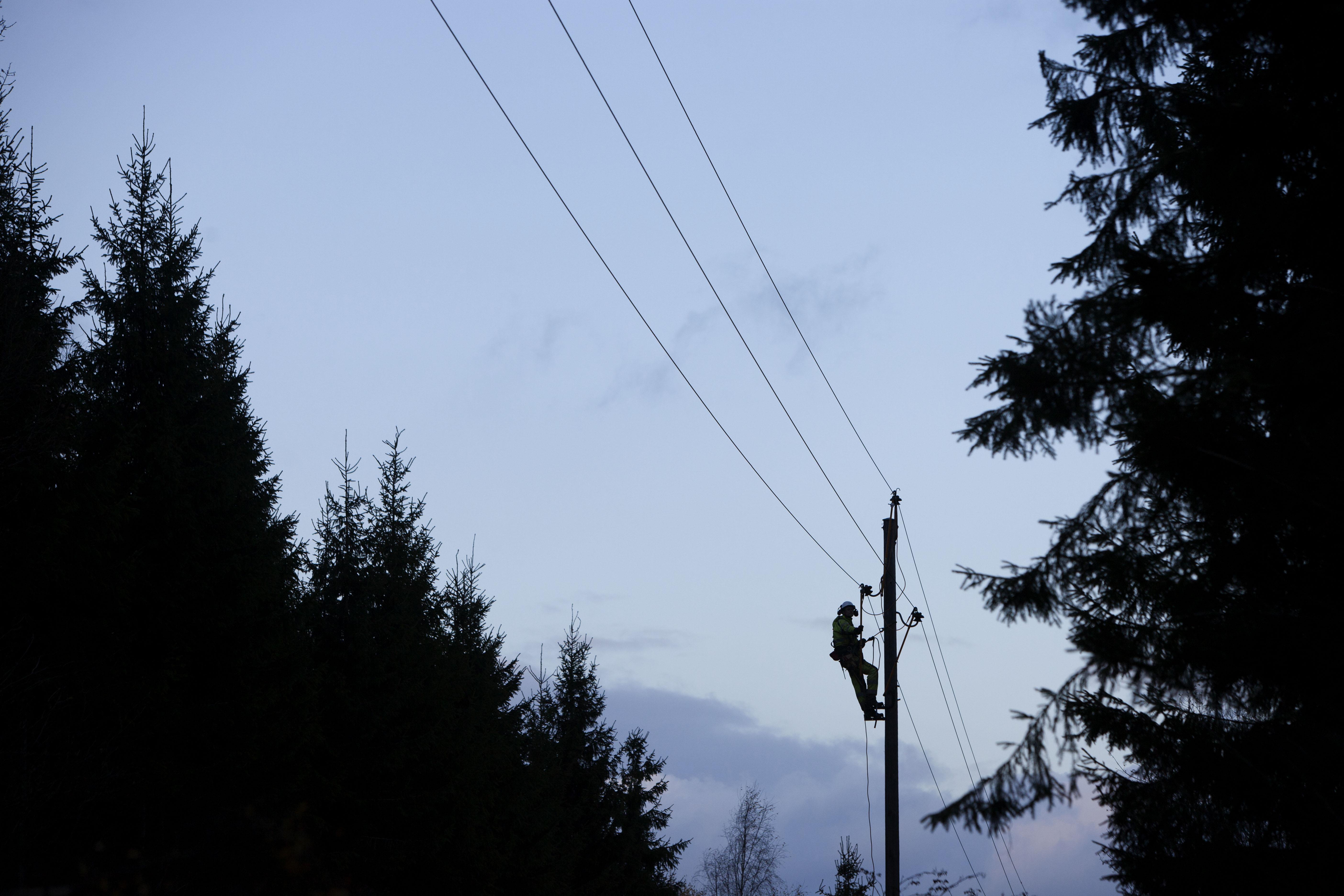 norrtälje energi strömavbrott