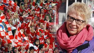 Ewa Lindstrand (S) är glad över uppgången och är övertygad om att det betyder mycket för kommunen.