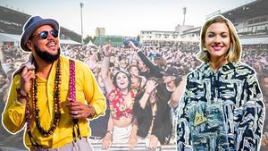 Kaliffa till Härnösands Stadsfest – och Tove Styrke till Sensommar. Vi har kikat på jämställdheten på länets festivaler och konsertkoncept och mansdominans gäller på nästan alla evenemang. Foto: Montage/pressbild