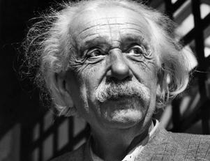 Albert Einstein, sinnebilden för det naturvetenskapliga snillet, hävdade att problemformuleringen, att kunna ställa frågan rätt, är viktigaste än att hitta svaret. Foto: AP