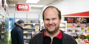 """""""Jag tycker det är en bra grej och vill hjälpa till så gott jag kan"""", säger Tobias Pettersson."""