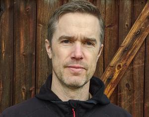 Författaren Fredrik Brounéus. Pressbild.