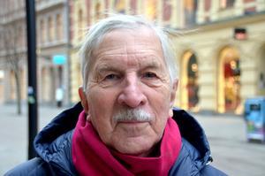 Bengt Jansson, 80 år, pensionär, Norrliden: