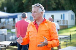 Entreprenören Pigge Werkelin har drivit Farstanäs camping det senaste decenniet.