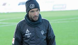 Jalid Kerkich Amar är laddad för säsongen med sin nya klubb.