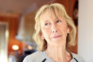 Ulla vill prisa alla inom vården som hjälpt henne otroligt mycket.