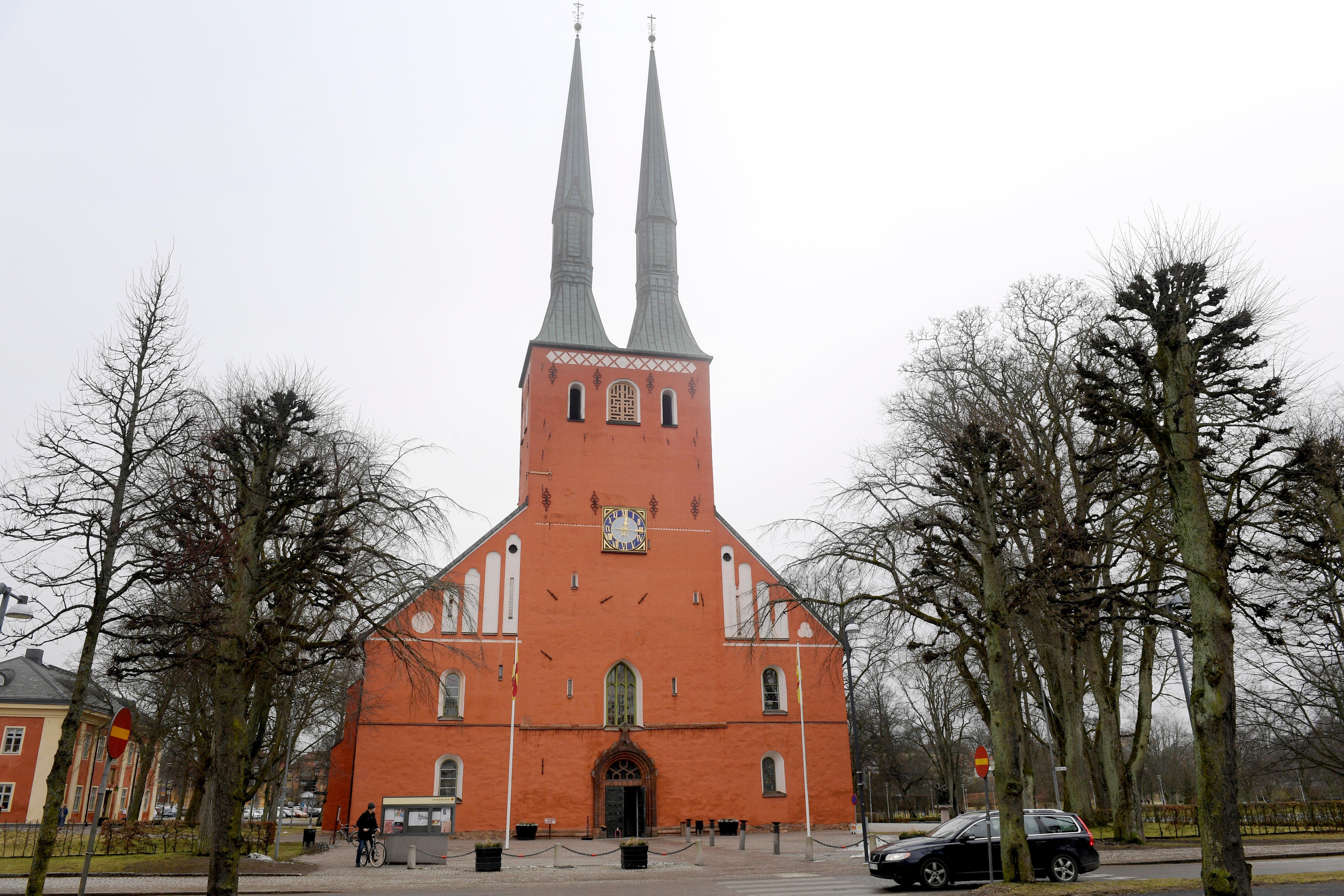 Svenska kyrkan glomde upphovsratten