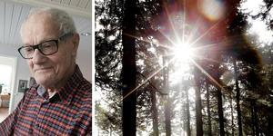 Förre Sundsvallsbon Lars Rehn har somnat in 82 år gammal.