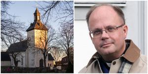 Matts Sandström blir ny kyrkoherde i Järna-Vårdinge pastorat, där Överjärna kyrka är en av tre kyrkor. Han börjar den 1 maj.