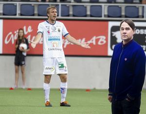För Söderhamns FF väntar Gefle och Johan Oremo i nästa omgång av Svenska cupen.