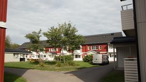 Bostadsområdet Bojsenburg i Falun, ett av de områden där Kopparstaden har många hyresgäster.