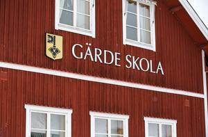 Rekommendationen från skolförvaltningen är att lägga ner Gärde skola hösten 2018.