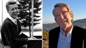 Kjell Lönnå, körledare, kompositör och programledare född 1936. Foto: Arkiv.