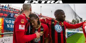 Östersunds FK är ett allsvenskt lag även 2020. Foto: Bildbyrån