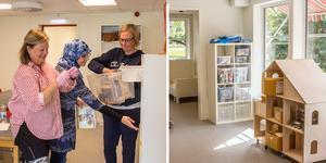 Snart är renoveringen av Treklöverns förskola i Norberg helt färdig.
