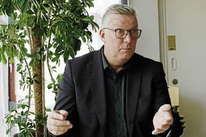 Mikael Källqvist, vd för Mimer.