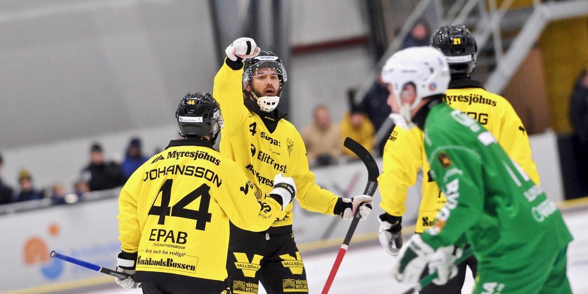 Klart: Så spelar Vetlanda i svenska cupen