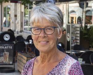 Elisabeth Hult, 68 år, pensionär, Lund